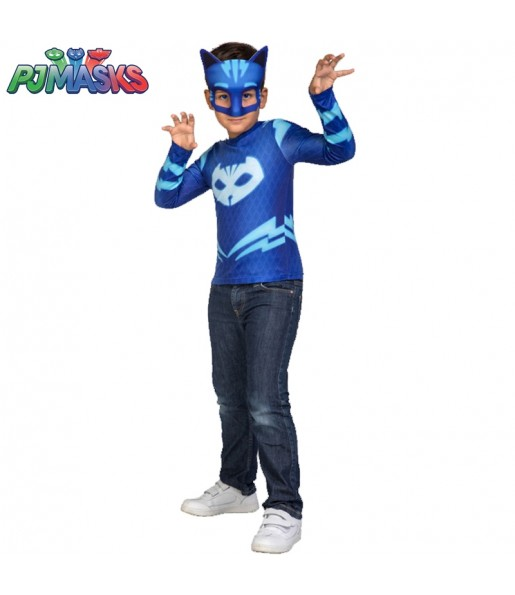 Disfraz PJ Masks Gatuno para niño