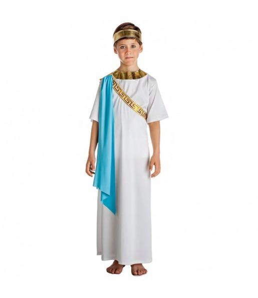 Disfraz de Sacerdote Griego para niño