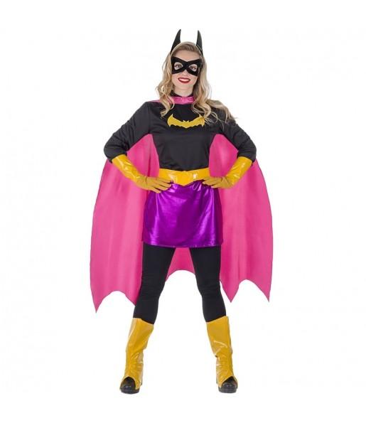 Disfraz de Superheroína Murciélago para mujer