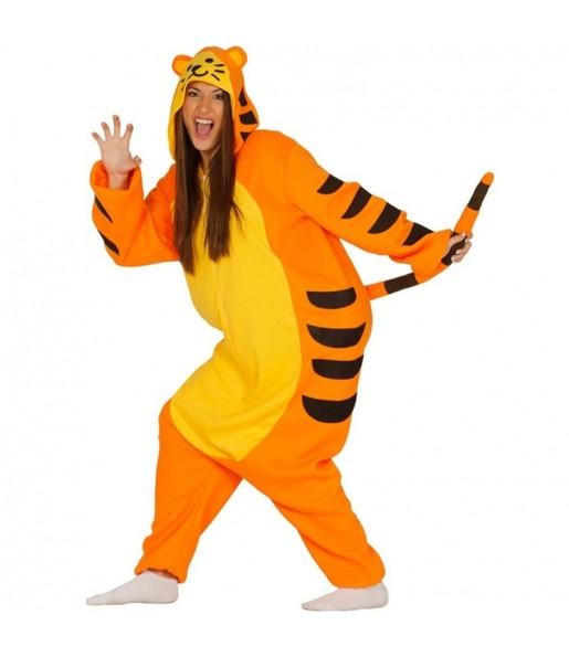 Disfraz Tigre Pijama Kigurumi