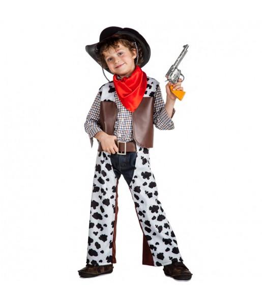 Disfraz de Vaquero Salvaje Oeste para niño