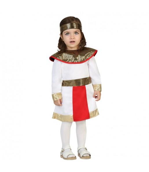 Disfraz de Egipcia Nefertiti bebé