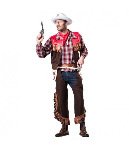 Disfraz de Vaquero Lucky Luke para hombre