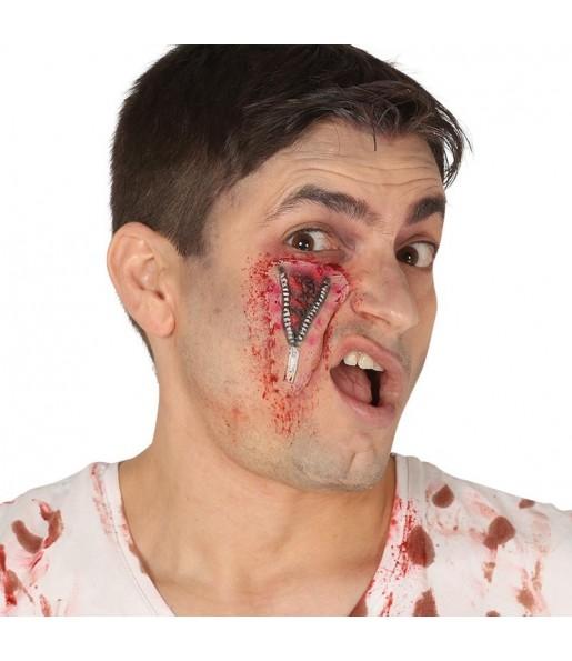 Efecto Cicatriz Cremallera