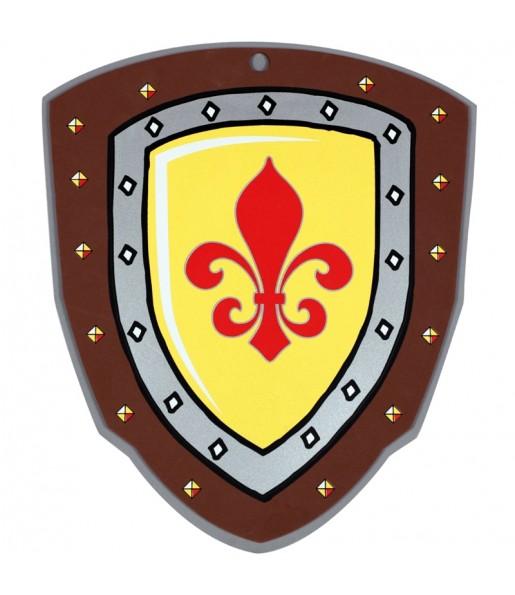 Escudo Medieval de goma eva para niños