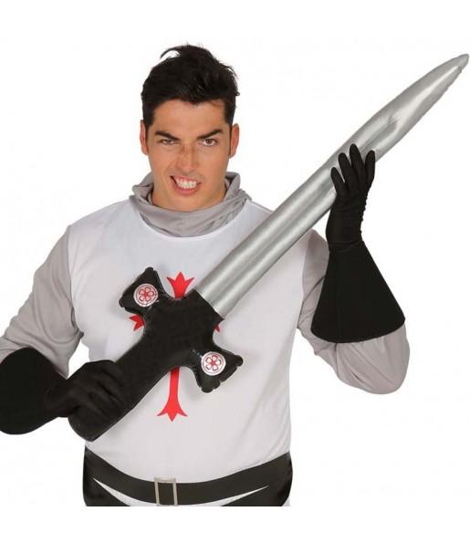 Espada Medieval Hinchable