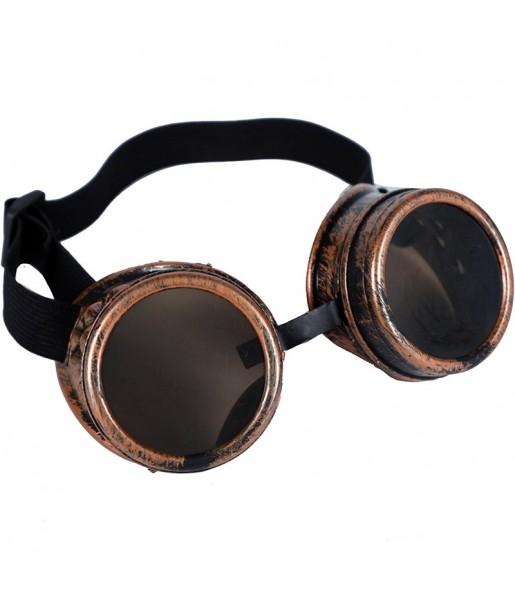 Gafas Steampunk Redondas