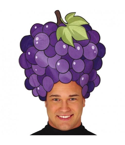 Gorro de Frutas Uva