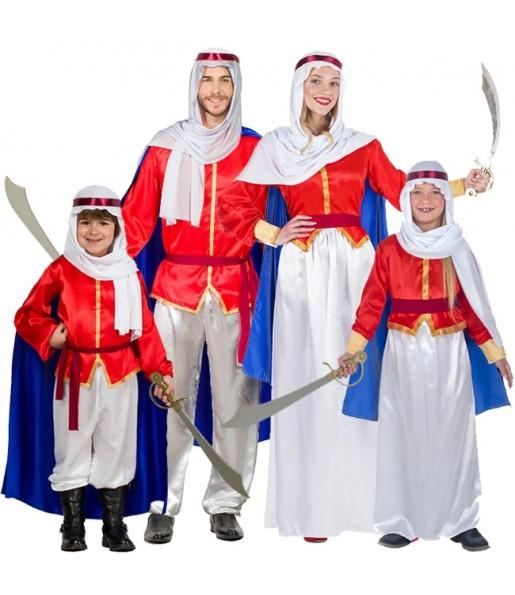 Grupo Árabes Beduinos