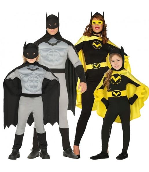 Grupo de Familia Batman