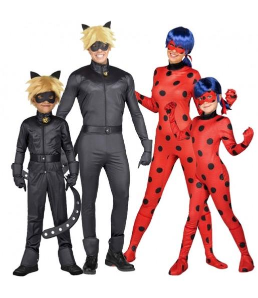 Grupo Ladybug Cat Noir