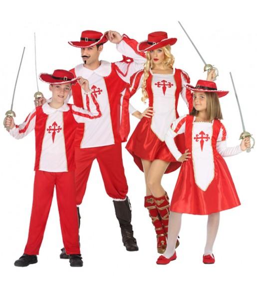 Grupo Mosqueteros Richelieu