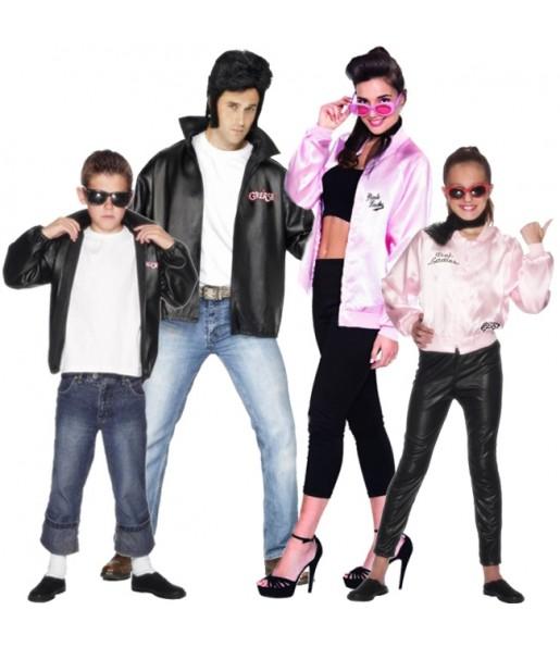 Grupo Familia Grease