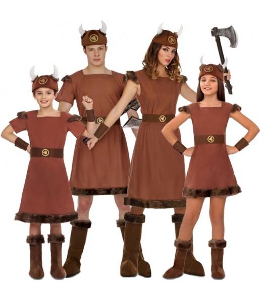 Grupo Guerreros Vikingos
