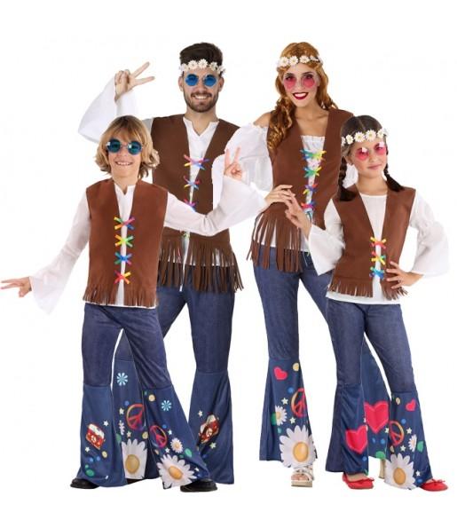 Grupo de Hippies Sesenteros