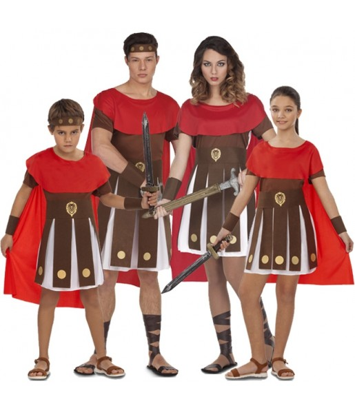 Grupo Romanos Espartanos