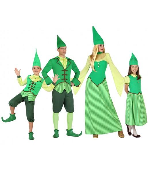 Grupo Disfraces de Duendes Irlandeses baratos