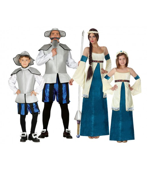 Grupo Quijote y Dulcinea Azules