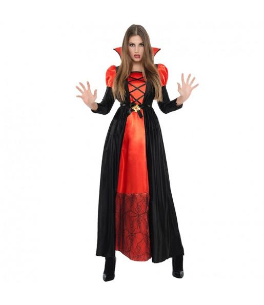 Disfraz de Vampiresa Drácula Mujer