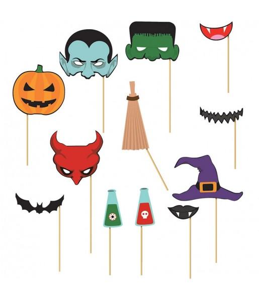 Kit Photocall Halloween