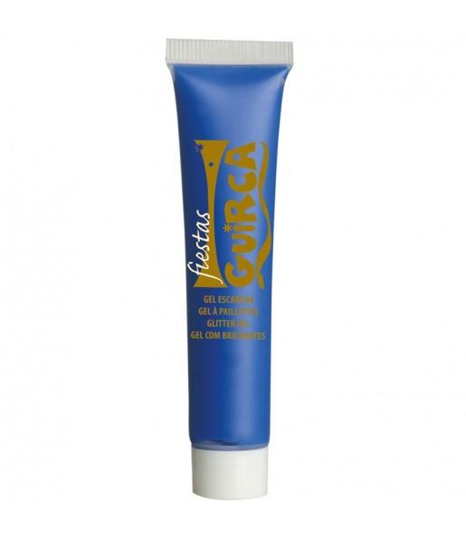Maquillaje Aguacolor Azul Oscuro