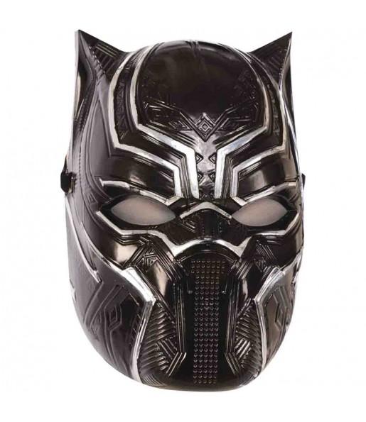 Máscara Black Panther los Vengadores para niños