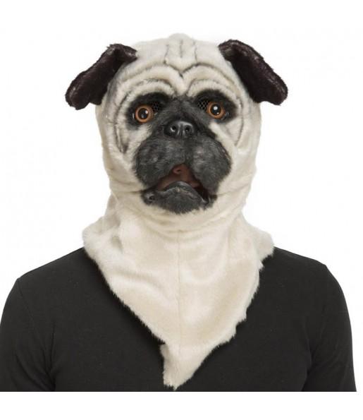 Máscara Bulldog con Mandíbula Móvil