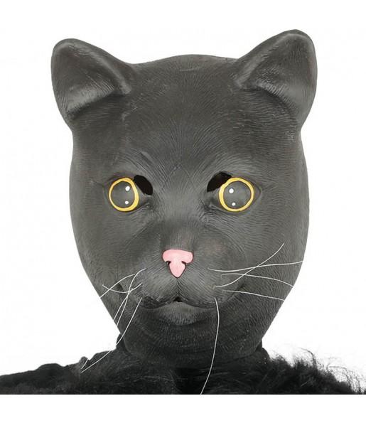 Máscara de Gato látex