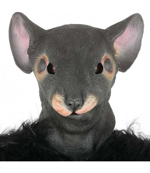 Máscara de Rata látex