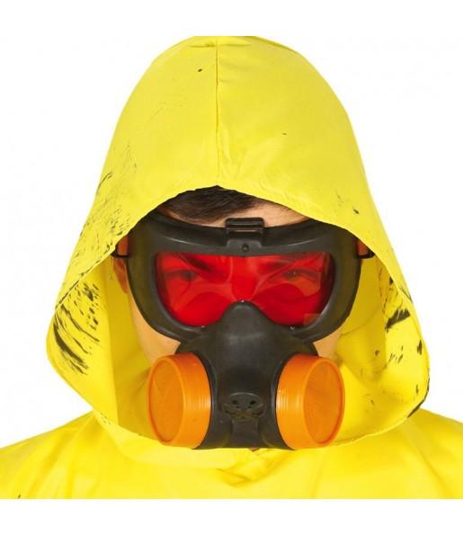 Máscara Gas Nuclear