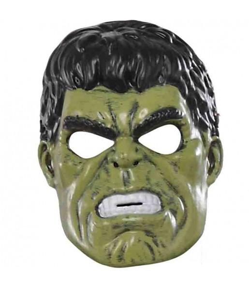 Máscara Hulk Los Vengadores para niños