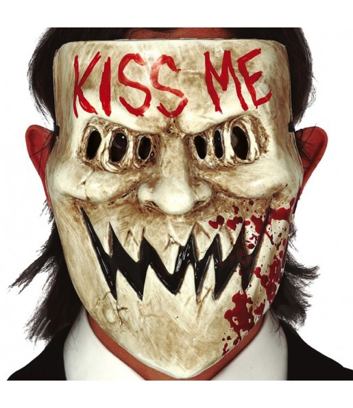 Máscara La Purga Kiss Me