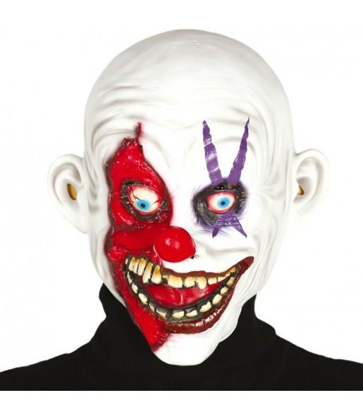 Máscara Payaso Asesino Sonriente