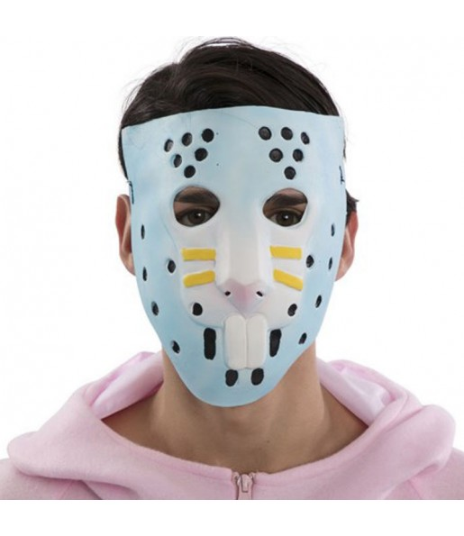Máscara Rabbit Raider de Fortnite