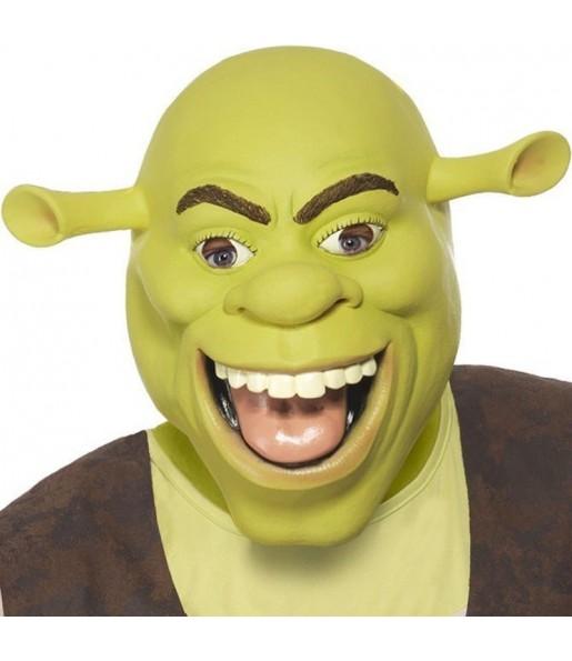 Máscara Shrek Látex