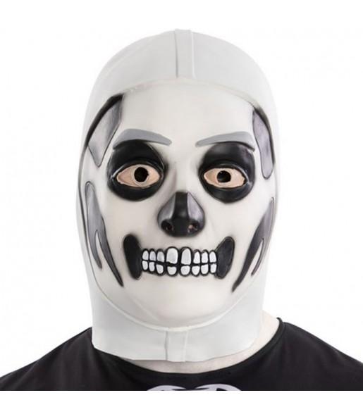 Máscara Skull Trooper de Fortnite