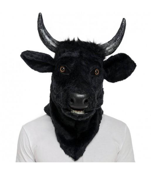 Máscara Toro con Mandíbula Móvil