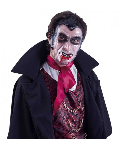 Máscara Vampiro Transparente