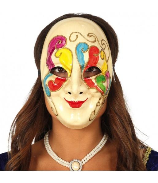 Máscara Veneciana Colores