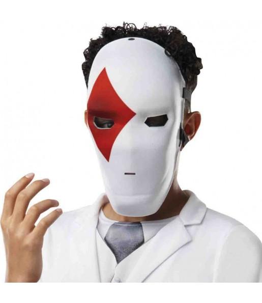 Máscara Wild Card Red de Fortnite