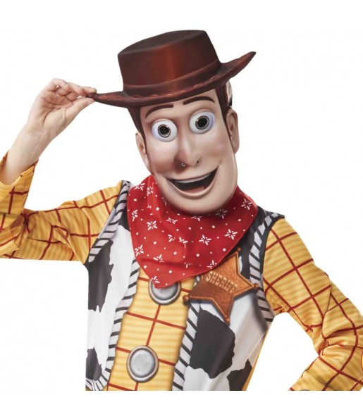 Máscara Woody Toy Story