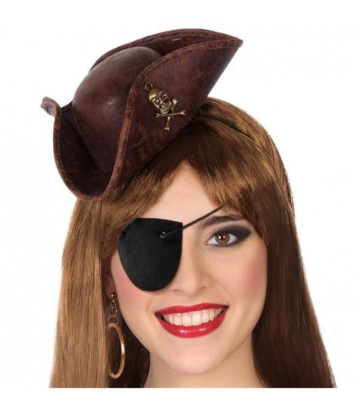 Mini Sombrero Corsario Pirata
