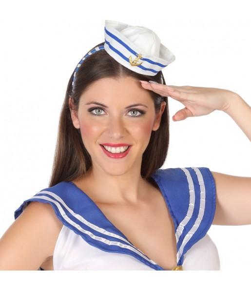 Mini Sombrero Marinero