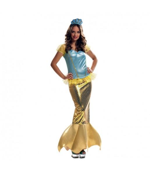 Disfraz de Sirenita Ariel
