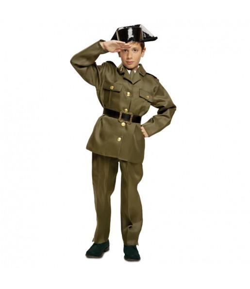 Disfraz de Niño Guardia Civil