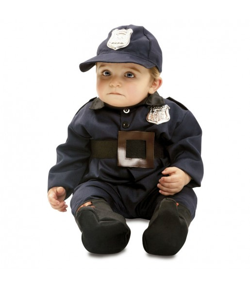 Disfraz de Policía Bebe
