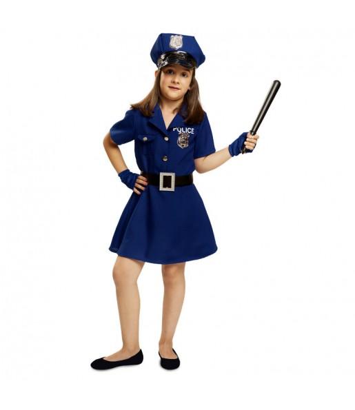 Disfraz de Nina Policía