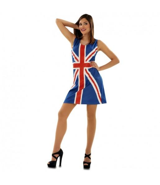 Disfraz de Bandera Británica