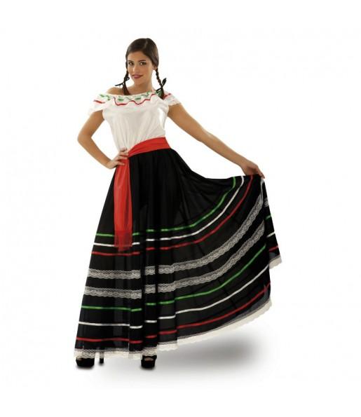 Disfraz de Mariachi Mujer Lujo
