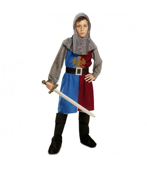Disfraz de Caballero Medieval niño barato